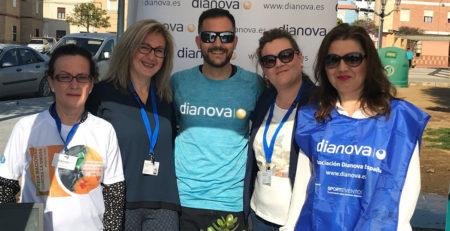 Dianova en la feria contra la droga de Puente Genil