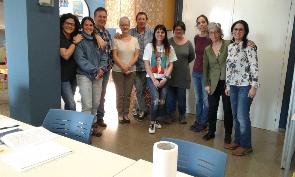Equipo de mentores del PCR