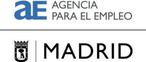 Logo Agencia Empleo Madrid