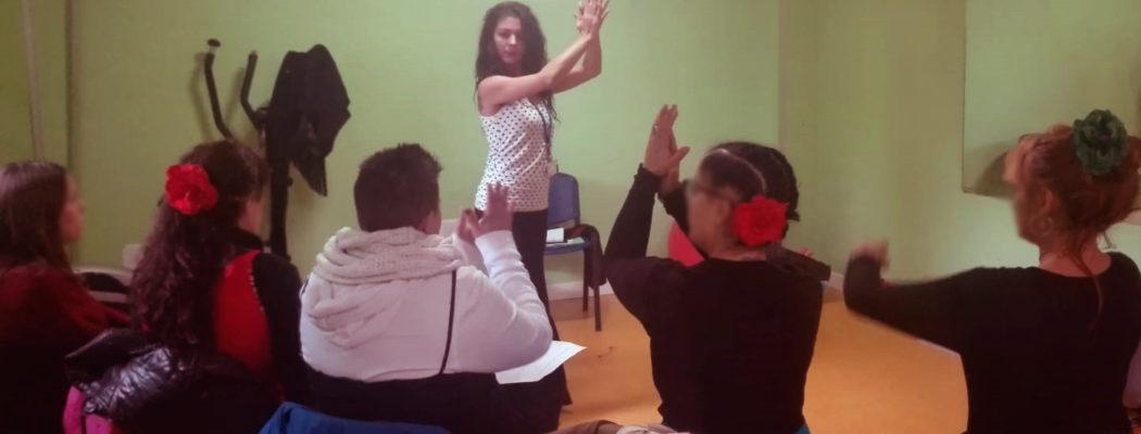 Flamenco terapia