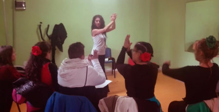 Flamenco terapia