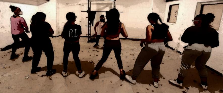 la danza como medio de expresión en CET Zandueta