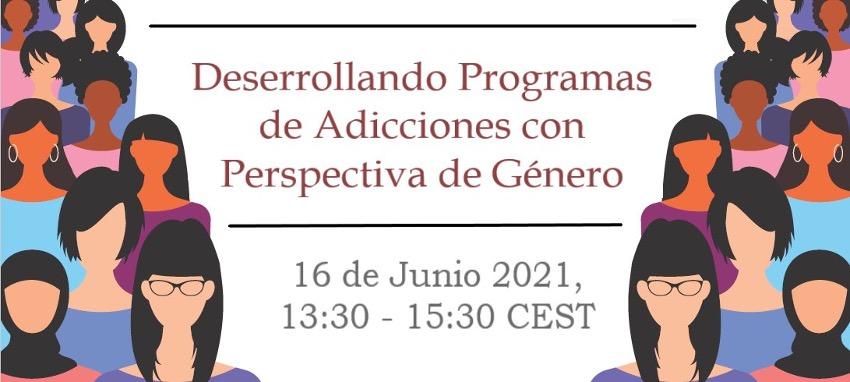 Participantes en la mesa redonda sobre la perspectiva de género, drogas y recomendaciones prácticas.