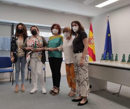 Entrega de premios dia universal de los derechos del niño dianova españa